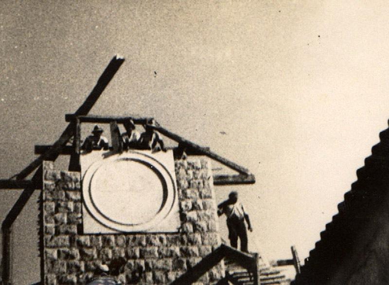 1931-Mlini-gradnja-zvonika