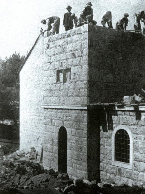 1935-Mlini-zvonik-Sv.Ilara